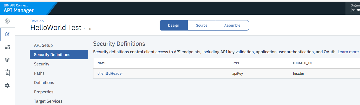 Activate and Test Application Authentication via Mutual